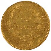 Consulat, 20 Francs gold Bonaparte first Consul