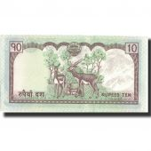 Banknote, Nepal, 10 Rupees, 1990, 1990, KM:61, UNC(65-70)