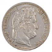 Louis Philippe I, 5 Francs with laureate head