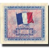 France, 2 Francs, 1944 Flag/France, 1944, 1944, UNC(60-62), Fayette:VF 16.2