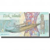 Banknote, Cook Islands, 3 Dollars, Undated (1987), KM:3a, UNC(65-70)