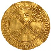 Seigneury of B�arn, Francis Phoebus, golden Ecu