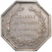 Chamber of the notaries of the administrative subdivision of Angers, Token