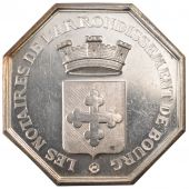 Notaries of the administrative subdivision of Bourg, Token