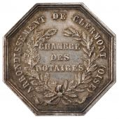 Notaries' chamber of the administrative subdivision of Clermont, Token
