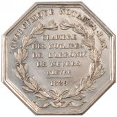 Chamber of the notaries of the administrative subdivision of Nevers, Token