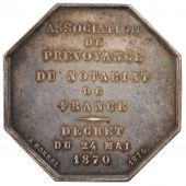 Association de Prévoyance du Notariat de France, Token