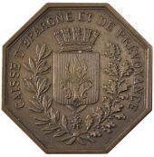 Saving bank of Lille, Token