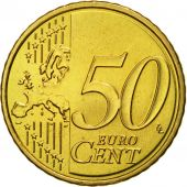 Portugal, 50 Euro Cent, 2009, MS(65-70), Brass, KM:765