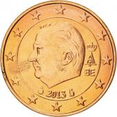 Belgium, 5 Euro Cent, 2013, MS(65-70), Copper Plated Steel, KM:276