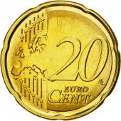 Belgium, 20 Euro Cent, 2011, MS(65-70), Brass, KM:278