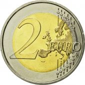 Latvia, 2 Euro, 2014, MS(65-70), Bi-Metallic, KM:157