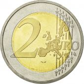 GERMANY - FEDERAL REPUBLIC, 2 Euro, 2003, MS(63), Bi-Metallic, KM:214