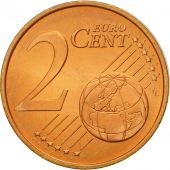 Finlande, 2 Euro Cent, 2004, SPL, Copper Plated Steel, KM:99