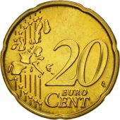 Portugal, 20 Euro Cent, 2003, MS(63), Brass, KM:744