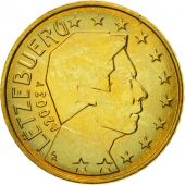 Luxembourg, 50 Euro Cent, 2003, MS(63), Brass, KM:80