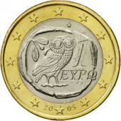 Greece, Euro, 2005, MS(63), Bi-Metallic, KM:187