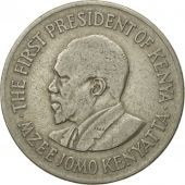 Coin, Kenya, Shilling, 1973, EF(40-45), Copper-nickel, KM:14
