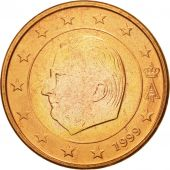 Belgium, 5 Euro Cent, 1999, MS(65-70), Copper Plated Steel, KM:226