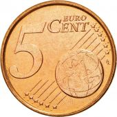 Belgique, 5 Euro Cent, 1999, FDC, Copper Plated Steel, KM:226