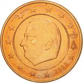 Belgium, 2 Euro Cent, 2003, MS(63), Copper Plated Steel, KM:225