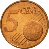 Netherlands, 5 Euro Cent, 1999, MS(65-70), Copper Plated Steel, KM:236