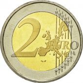 Netherlands, 2 Euro, 2000, MS(65-70), Bi-Metallic, KM:241