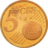 Netherlands, 5 Euro Cent, 2000, MS(63), Copper Plated Steel, KM:236