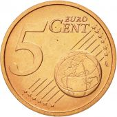 Cité du Vatican, 5 Euro Cent, 2002, SPL, Copper Plated Steel, KM:343