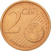 Cité du Vatican, 2 Euro Cent, 2002, SPL, Copper Plated Steel, KM:342