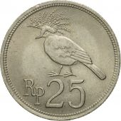 Coin, Indonesia, 25 Rupiah, 1971, MS(63), Copper-nickel, KM:34