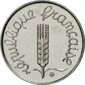 Coin, France, Épi, Centime, 1974, Paris, MS(65-70), Stainless Steel, KM:928