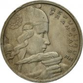 Monnaie, France, Cochet, 100 Francs, 1954, TB, Copper-nickel, Gadoury:897