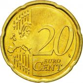 Slovaquie, 20 Euro Cent, 2009, SUP+, Laiton, KM:99