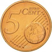 Austria, 5 Euro Cent, 2004, MS(60-62), Copper Plated Steel, KM:3084