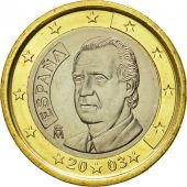 Spain, Euro, 2003, MS(63), Bi-Metallic, KM:1046