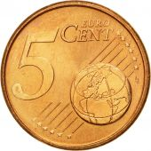 Portugal, 5 Euro Cent, 2002, MS(63), Copper Plated Steel, KM:742