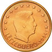 Luxembourg, 5 Euro Cent, 2004, MS(63), Copper Plated Steel, KM:77