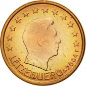 Luxembourg, Euro Cent, 2004, MS(63), Copper Plated Steel, KM:75