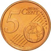 GERMANY - FEDERAL REPUBLIC, 5 Euro Cent, 2004, MS(63), Copper Plated Steel