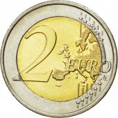 Grèce, 2 Euro, european monetary union 10 th anniversary, 2009, SPL