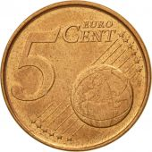 Belgium, 5 Euro Cent, 1999, EF(40-45), Copper Plated Steel, KM:226