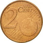 Belgium, 2 Euro Cent, 2000, EF(40-45), Copper Plated Steel, KM:225