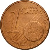 GERMANY - FEDERAL REPUBLIC, Euro Cent, 2002, EF(40-45), Copper Plated Steel
