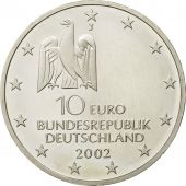 GERMANY - FEDERAL REPUBLIC, 10 Euro, Documenta Kassel Art Exposition, 2002