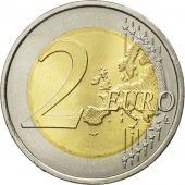 Portugal, 2 Euro, European Union President, 2007, AU(55-58), Bi-Metallic, KM:772