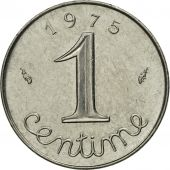 Coin, France, Épi, Centime, 1975, Paris, EF(40-45), Stainless Steel, KM:928