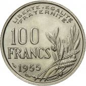 Monnaie, France, Cochet, 100 Francs, 1955, Beaumont - Le Roger, SUP+