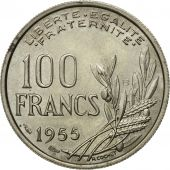 Monnaie, France, Cochet, 100 Francs, 1955, Beaumont - Le Roger, SUP