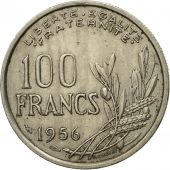 Monnaie, France, Cochet, 100 Francs, 1956, TTB, Copper-nickel, Gadoury:897
